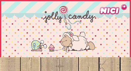 NICI Jolly Candy