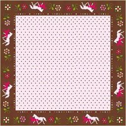 Spiegelburg Paardenvrienden Servetten roze