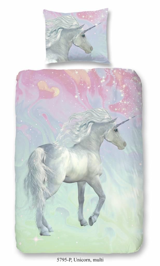 Good Morning Bedlines Dekbedovertrek Unicorn