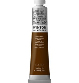 Winsor en Newton WINTON TUBE BURNT UMBER