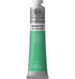 Winsor en Newton WINTON TUBE EMERALD GREEN