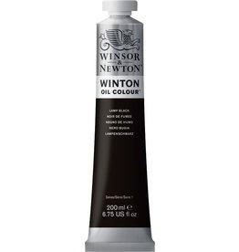 Winsor en Newton WINTON TUBE  LAMP BLACK
