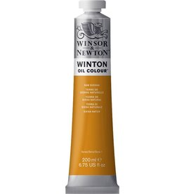 Winsor en Newton WINTON TUBE RAW SIENNA