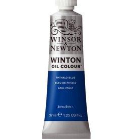 Winsor en Newton WINTON TUBE PHTHALO BLUE
