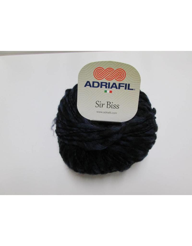 Adriafil Sir Biss garen donkerblauw-zwart