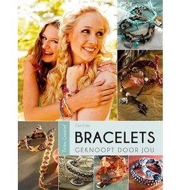 Kosmos Boek Bracelets geknoopt door jou