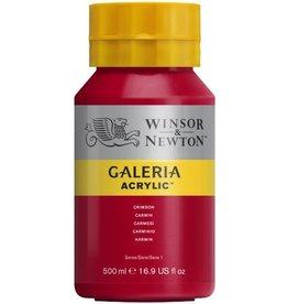 Winsor en Newton Galeria acrylverf Crimson