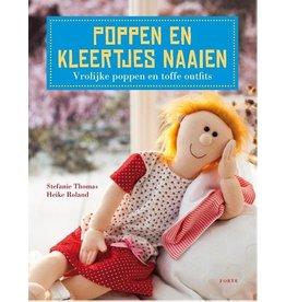 Forte Boek Poppen en kleertjes naaien