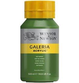 Winsor en Newton Galeria acrylverf Sap Green