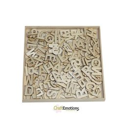 Alphabet hout
