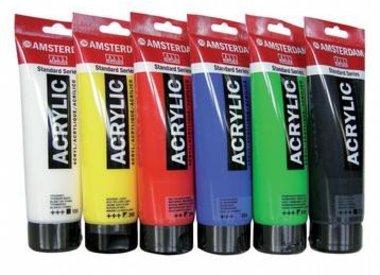 Amsterdam Acrylverf