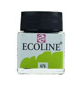 Talens Ecoline 30 ml - grasgroen