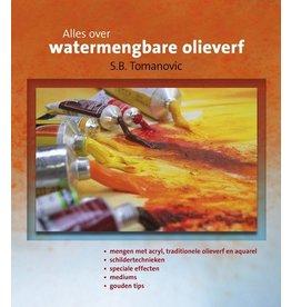 Kosmos Boek Alles over watermengbare olieverf