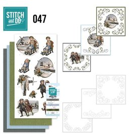 Stitch and Do borduurset winterglow