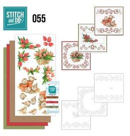 Stitch and Do borduurset garden classics