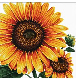 Needleart World Borduurpakket Sunflower