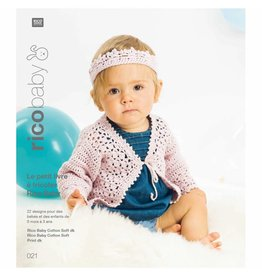 Rico Baby brei- en haakboek 021