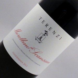 Wijntip - Morellino di Scansano van Società Argricola Terenzi