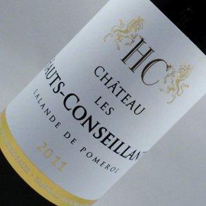 Wijntip - Lalande de Pomerol van Château Les Hauts-Conseillants