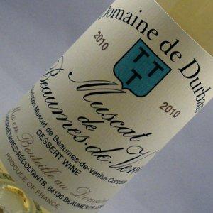 Wijntip - Muscat de Beaumes de Venise van Domaine de Durban