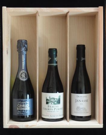 Voorbeeld wijnpakket