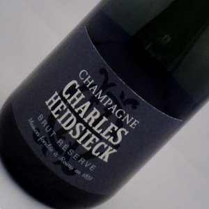 Genieten van top champagne