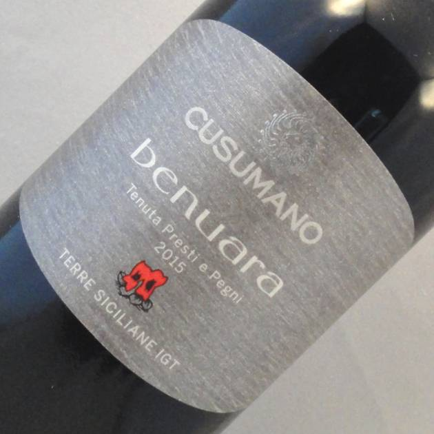 Terre Siciliana - Cusumano Benuara