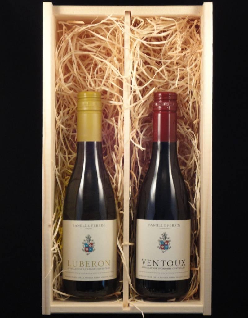 Wijnpakket Rhône wit en rood