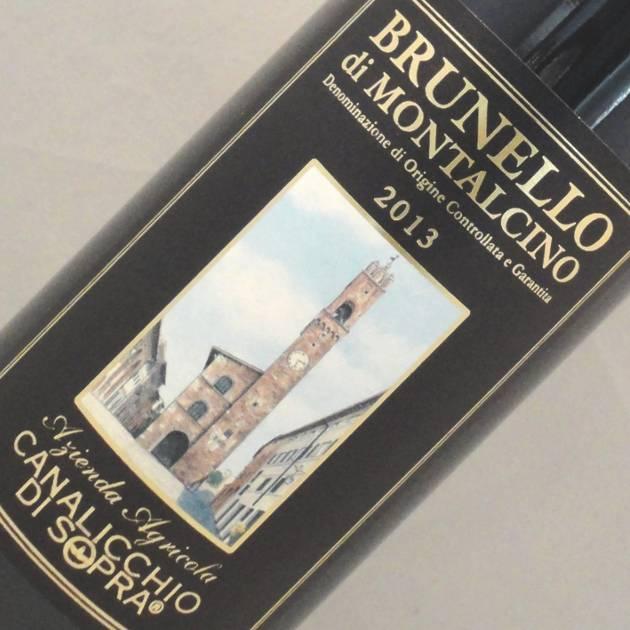 Brunello di Montalcino - Canalicchio di Sopra