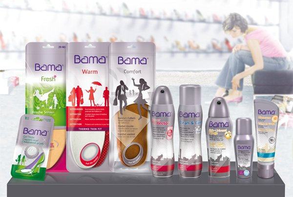 Bama Bama Silky Comfort Spray