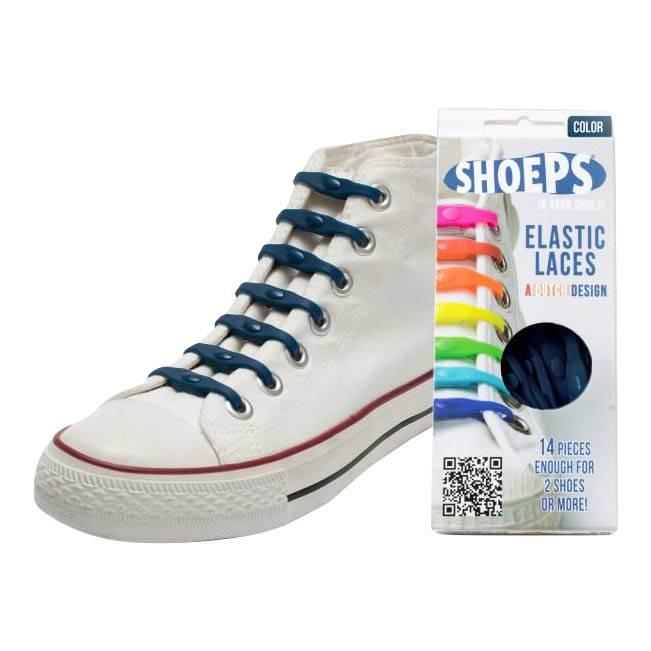 Shoeps Lacets Élastiques Marron F7t5T