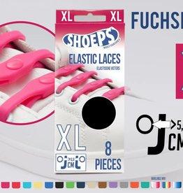 SHOEPS SHOEPS XL Fuchsia roze