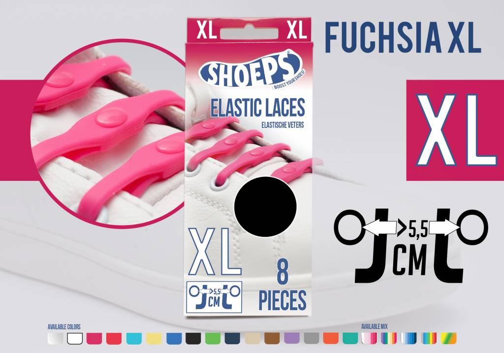Shoeps Élastiques Lacets Fuchsia w5P0BWEP
