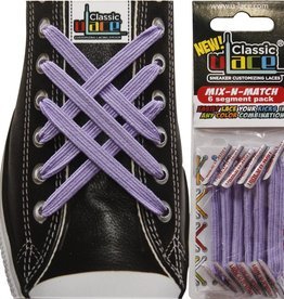 U-LACE VETERS Mix-n-Match Lavendel