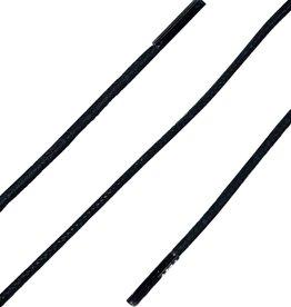 MarineBlauw 75cm Wax Veters