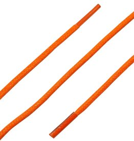 Oranje 100cm Wax Veters