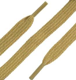 SL Line DonkerBeige 150cm Platte Veters
