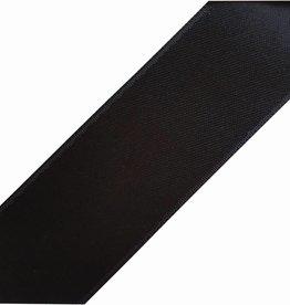 Satijnen Veters Blauw 100cm