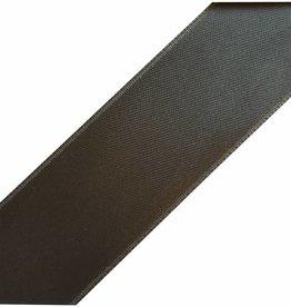 Satijnen Veters Grijs 120cm