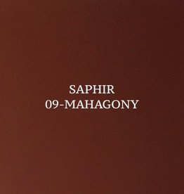 09 Saphir Crème Surfine Mahonie - schoenpoets