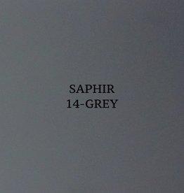 14 Saphir Crème Surfine Grijs - schoenpoets