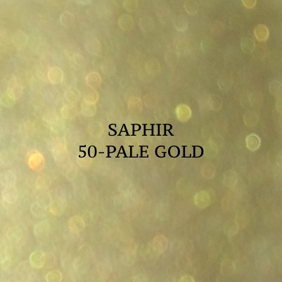 Saphir Crème Surfine Goud - schoenpoets