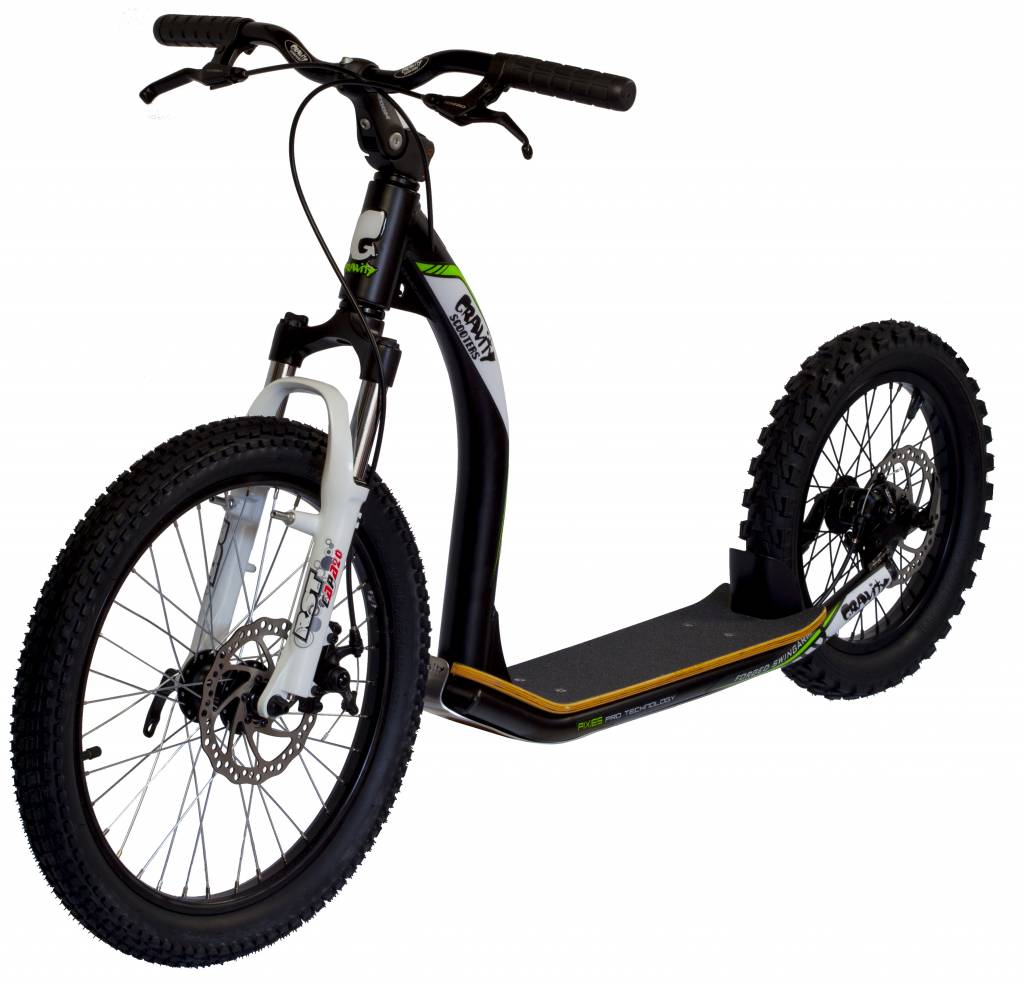 Gravity free scooters. Gravity Pixies (Kids)