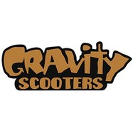Gravity free scooters.