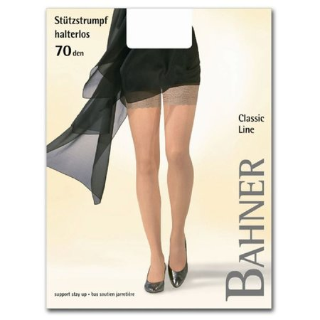Bahner Steunkous Classic Line Stay Up 70 Denier