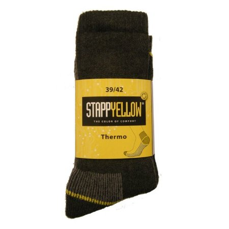 Stapp Yellow Herensokken Thermo 2-Pack