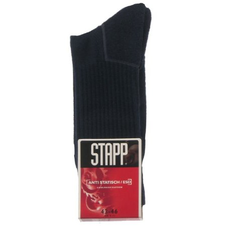 Stapp Sokken Anti Statisch Fijn Dames- herensok