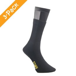Stapp Yellow Herensokken Casual 3-Pack