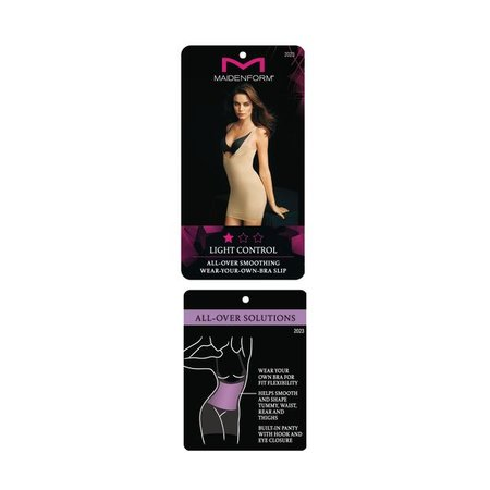 Maidenform Comfort Devotion Smooth Body WYOB Full Slip