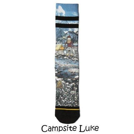 Xpooos Herensokken Campsite Luke
